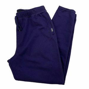 Eddie Bauer Blue Lounge Jogger Sleep Pants Medium
